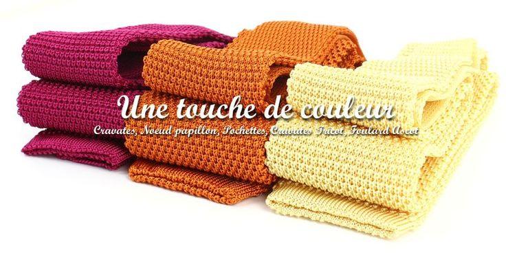 Vous aimez les cravates tricot de la marque tony & paul, Distribuez la marque et demandez l'ouverture d'un compte pro pour votre boutique : #cravate #tricot #cravate_tricot #mode #homme #soie #italie #tonyandpaul #couleur #uni #grossiste #marque