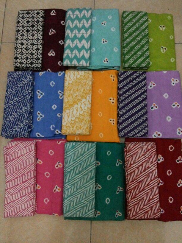 Batik Garut + Jumputan