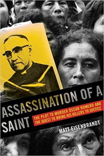 Assassination of a Saint is the thrilling story of an international team of lawyers, private investigators, and human-rights experts that fought to bring justice for the slain hero, El Salvador's Archbishop Oscar Romero. Matt Eisenbrandt, a lawyer who was part of the investigative team, recounts in this gripping narrative how he and his colleagues uncovered information with profound implications for El Salvador and the United States.