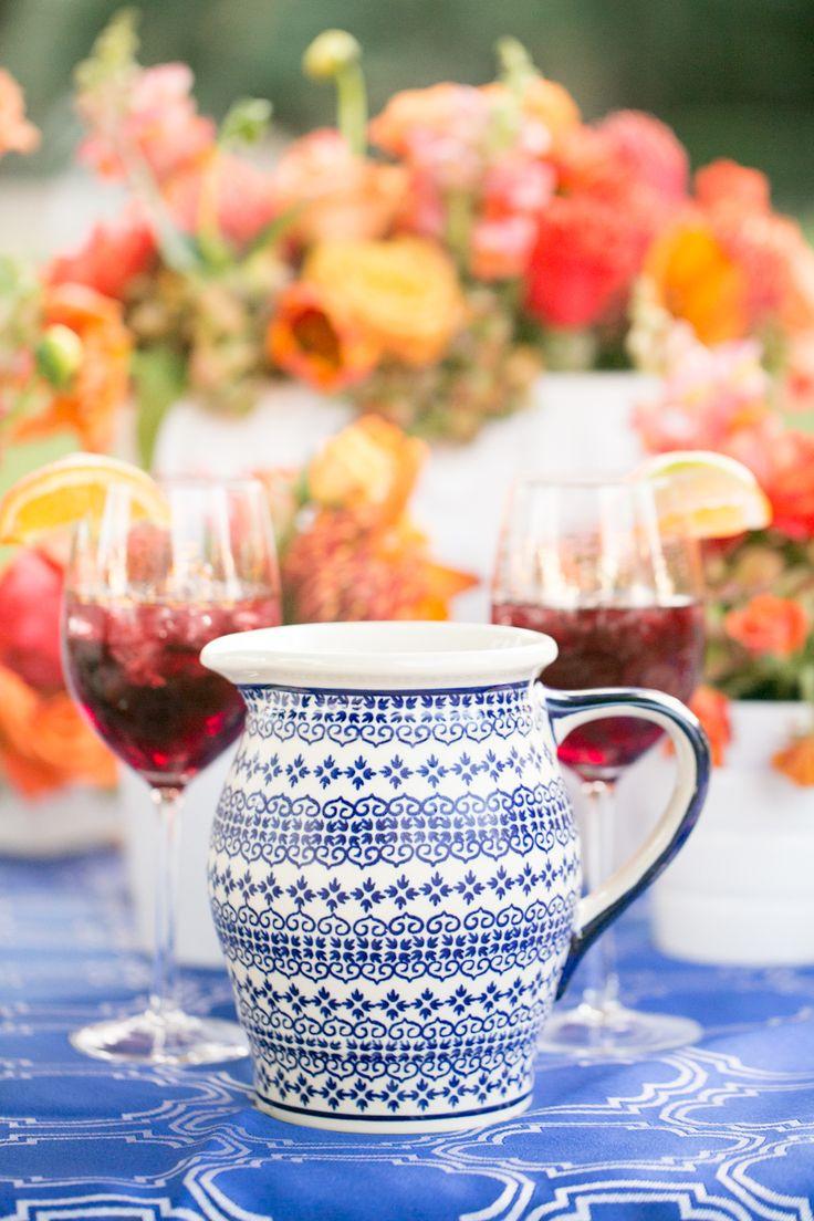 Spanish themed wedding Mission inn wedding  www.AmalieOrrangePhotography.com