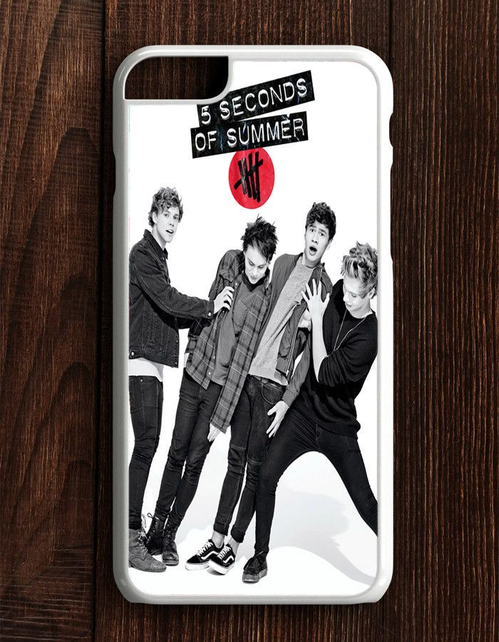 5 Seconds Of Summer 5 SOS Band iPhone 6 Plus | 6S Plus Case