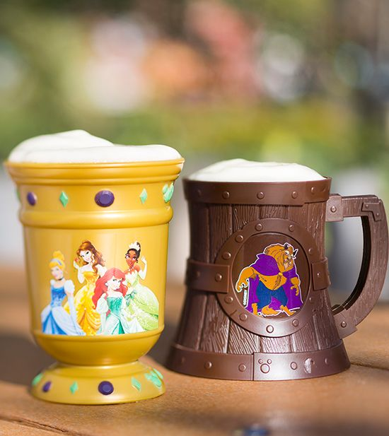 Top 10 Favorite Cool Drinks at the Disneyland Resort.