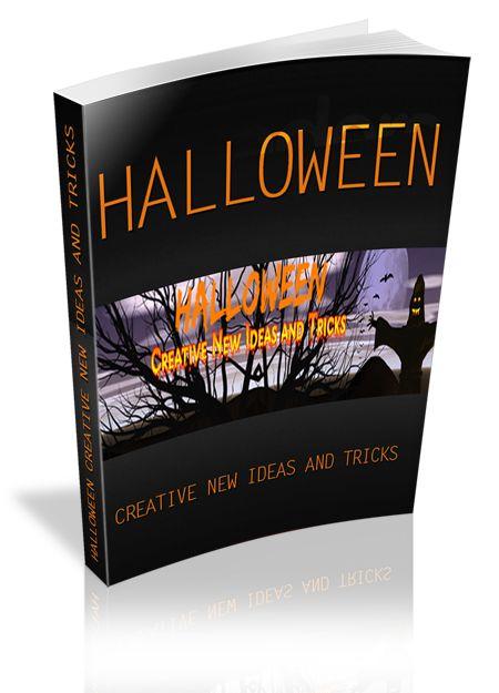 Halloween - Creative New Ideas and Tricks
