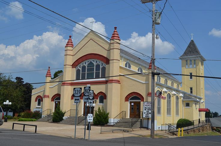 St. Jerome's Catholic Church Complex in Graves County, Kentucky.