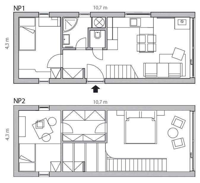 projekty malých rodinných domů do1milionu - Hledat Googlem
