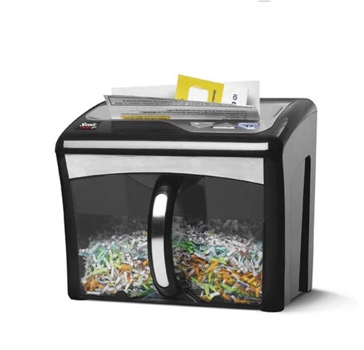 Dirt Devil Reconditioned Junk Mail Shredder -Tested & Working-NEW OPEN BOX   $299.00