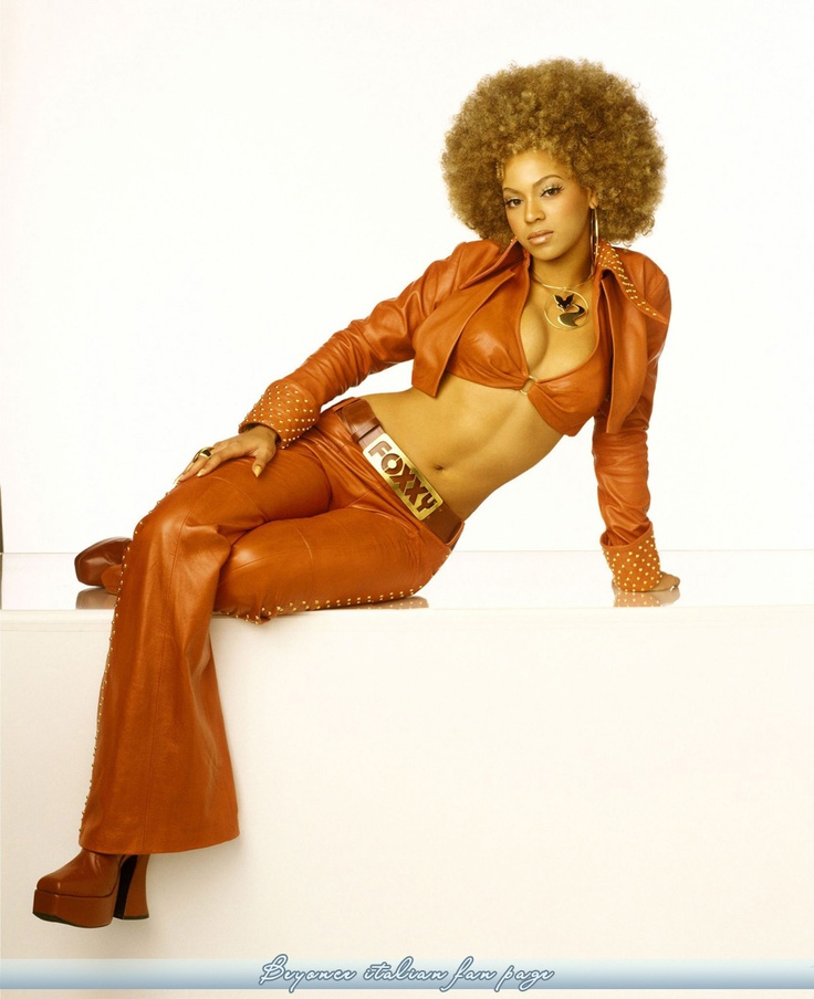 Beyonce for the film austin powers.