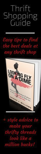 Download your copy of Looking Fly on a Dime Learn how to thrift shop and score affordable fashion + style advice to make the cheap look chic