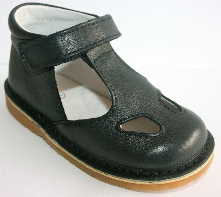 chaussure enfant cuir
