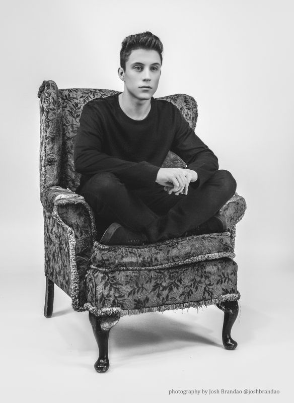 "Belgium: Loïc Nottet. He's representing Belgium with his track ""Rhythm Back"". Check it out, it's amazing! His voice is out of this world!"