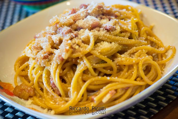 Ricette fotoillustrate passo passo degli Spaghetti alla Gricia da me personalmente rivisitata per aiutarvi a creare degli ottimi piatti