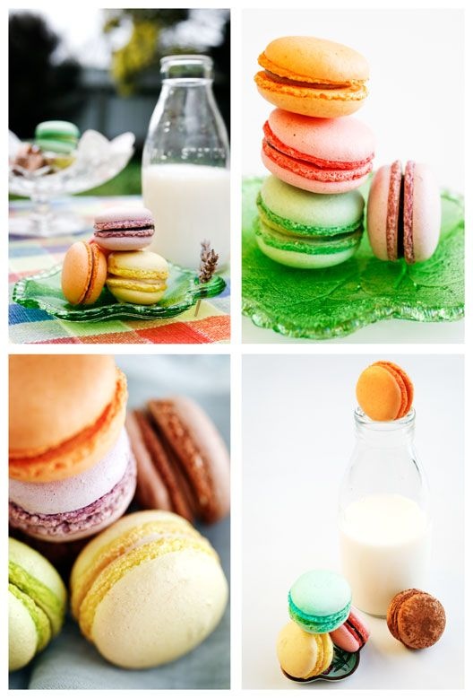Spring and Macarons