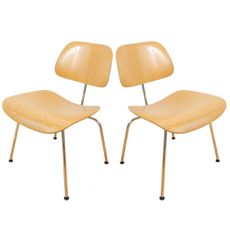 Eames dcm chairs stoel stoelen design eames design icons pinterest massage chair - Stoelen eames ...