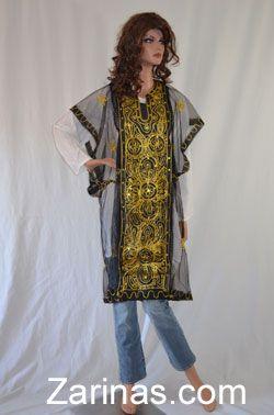 Zarinas.Com: Embroidered Women's Shirts.      Afghan Clothes  http://www.zarinas.com/    Afghan Dresses http://www.zarinas.com/dresses.shtml  Afghan Clothing  http://www.zarinas.com/   Afghan Jewelry  http://www.zarinas.com/