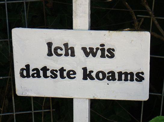 Wie sjoon oos Limburg is...