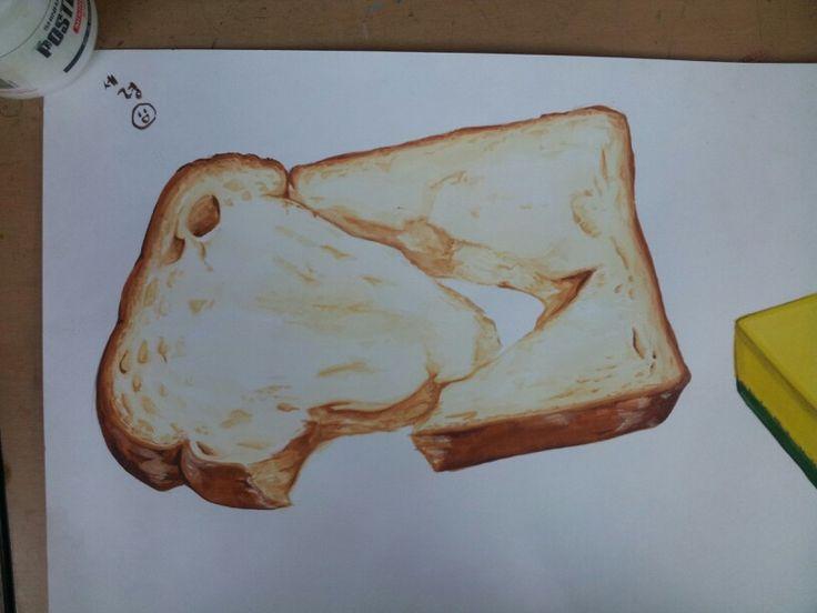 식빵 개체연습