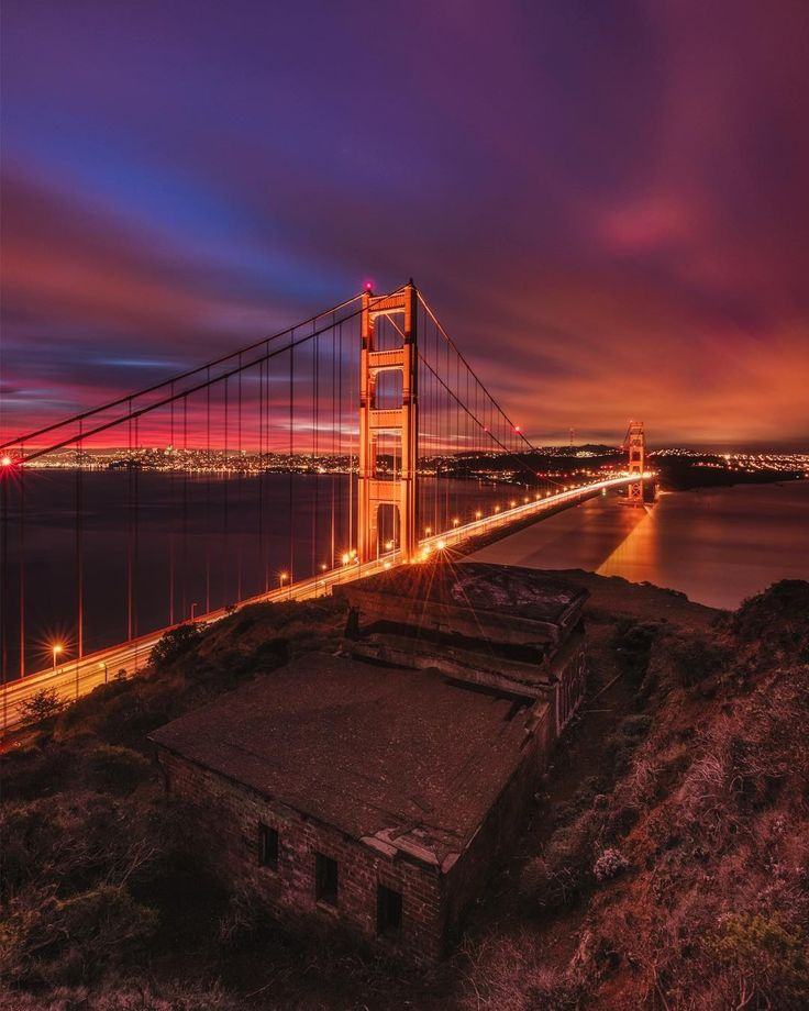 1702 best northern california images on pinterest northern golden gate bridge at night san fransiscosan francisco californiagolden gate bridgebay areaphoto fandeluxe Image collections
