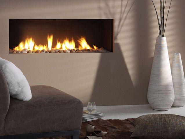 Más de 1000 ideas sobre chimeneas de gas en pinterest