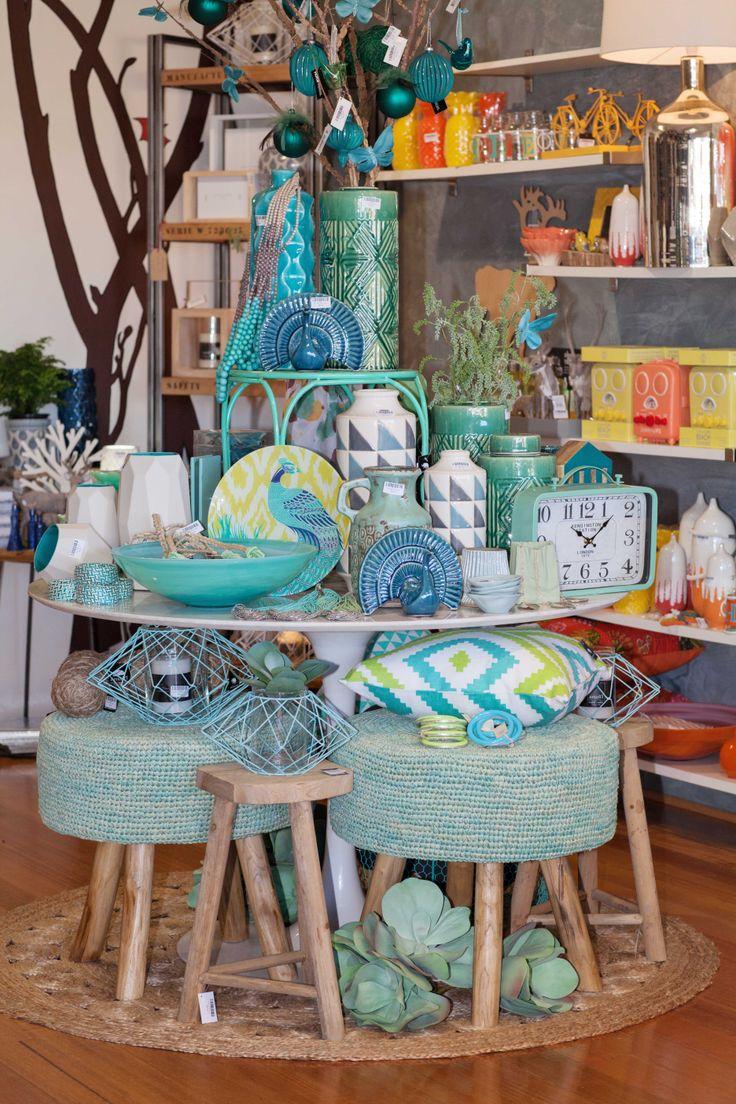 Blue Hues! #styling #giftshop #rubyoak