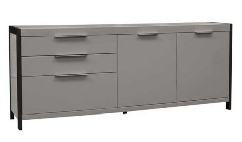 $898 from $999 Furniture City - Porto Buffet 775mmh x 1900mmw x 420mmd