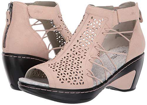 68abc9069b010 JBU by Jambu Women's Nelly Wedge Sandal | Sandals For Womens | Wedge ...