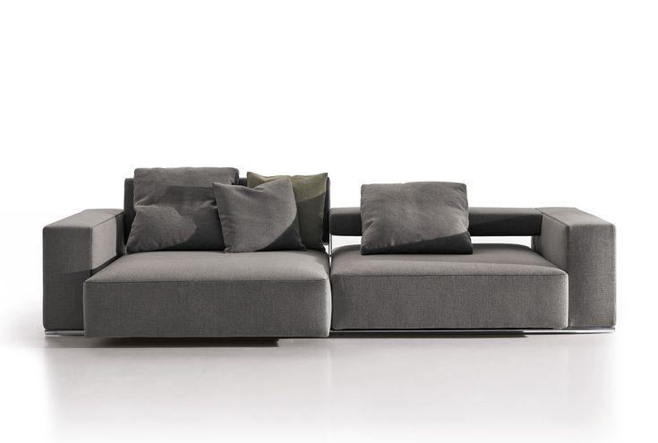 Sofa: ANDY '13 - Collection: B&B Italia - Design: Paolo Piva