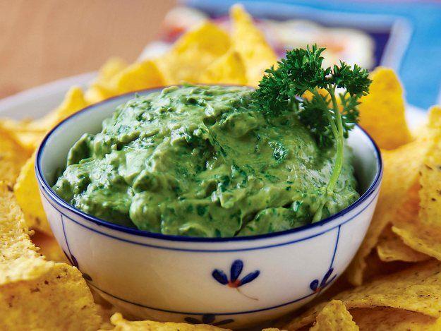 Vegan Avocado Tahini Dip   Vegan Dips   Healthy Blender Recipes