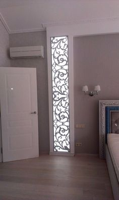 Laser cut light panel