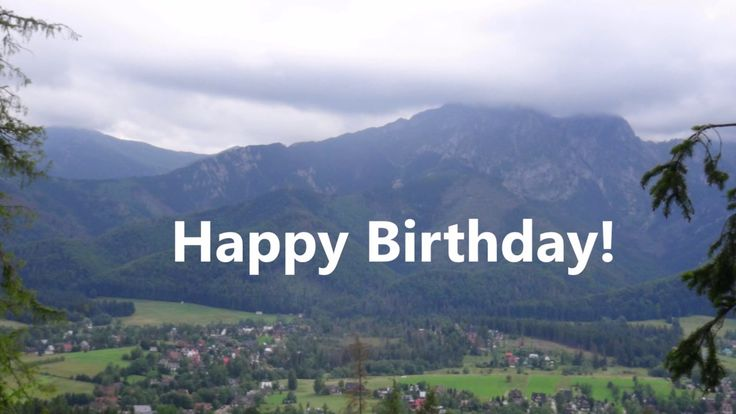 Happy Birthday Wishes With Nice Messages and Greetings