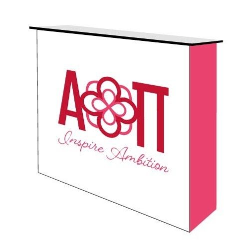 Official Licensed Vendor  Alpha Omicron Pi Sorority Portable Counters  Complete Package  Fast Turnaround  FREE UPS Ground Shipping  www.greekitup.com #sororityevent #sorority #alphaomicronpi #sororitylife #greeklife #sororityrecruitment #panhellenic