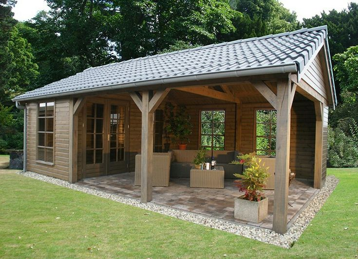 Outdoor Living LOOKS AWESOME!