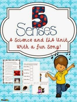 FUN FRIDAY Our brand new science/ELA unit on Five Senses. Your kiddos will love to sing and dance to our rocking song, color their own black and white books, sort photos , do science experiments, complete printables and make puppets. They will know all about their five senses when they have completed all these activities, and they will have fun doing them. Read More.