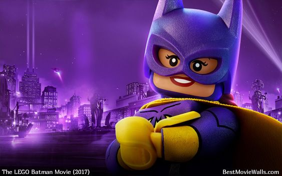 Who can that be? Why it's #Batgirl of course! :]  #LEGO #Batman #wallpaper