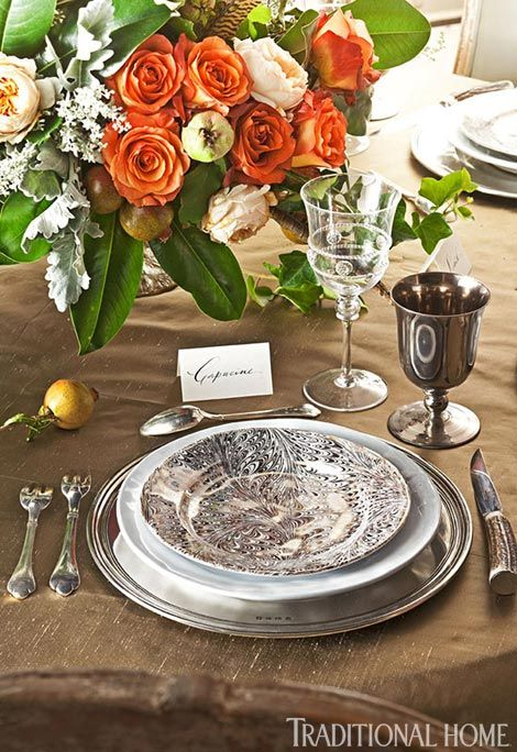 Gorgeous Intergenerational Holiday Gathering - Traditional Home®