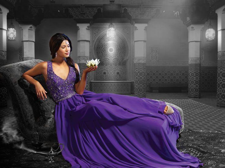 Sprookjesachtig..  Trouwen als een echte Disney prinses! Jasmine | Disney | Alfred Angelo Bridal