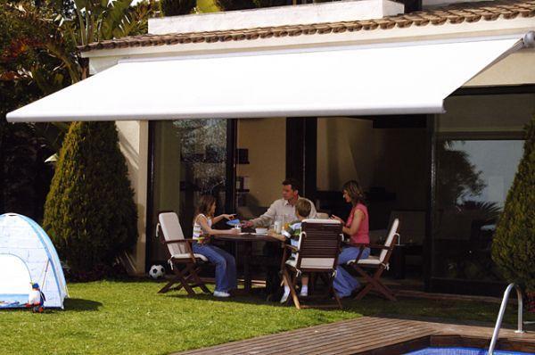 Toldos y sombrillas cómo cuidarlos #hogar #jardin #decor #verano #summer #home #garden #patio