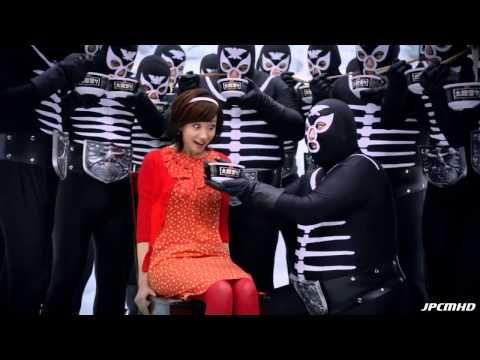 Japanese TV Commercials - NISSIN & KINCHO SUPESHARU!!