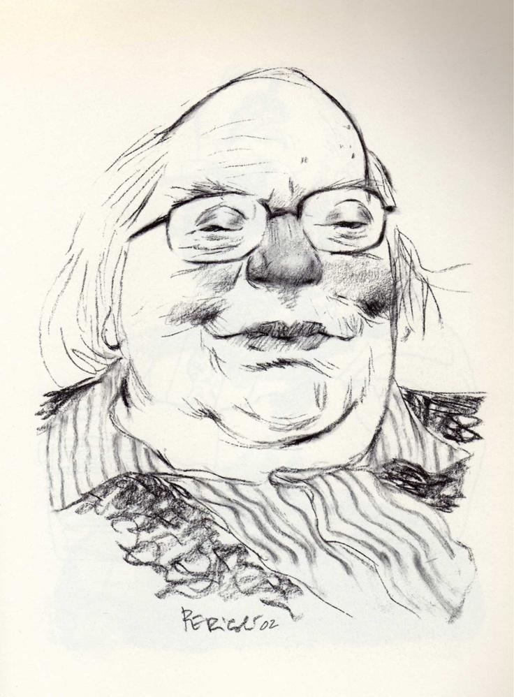Tullio Pericoli  Friedrich Dürrenmatt