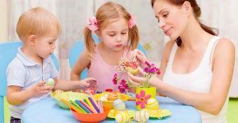 Szalvétagyűrű, párna - és ez még semmi ahhoz képest, hogy mennyi szuper, egyedi ötletet ajánlunk nektek húsvétra! #húsvét #diy