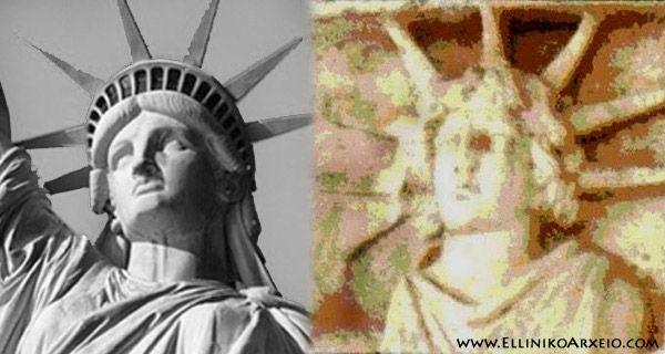"""Ο ΦΩΤΟΦΟΡΟΣ ΑΠΟΛΛΩΝ έγινε το ...""""Άγαλμα της Ελευθερίας"""""""