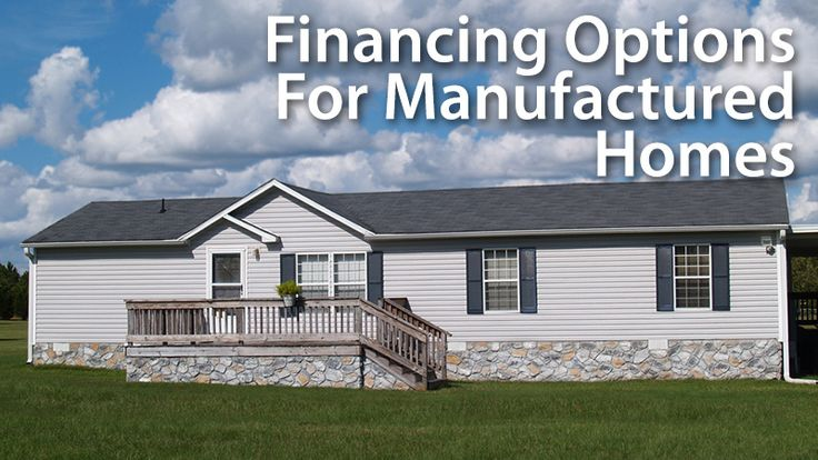Image result for Manufactured home loans