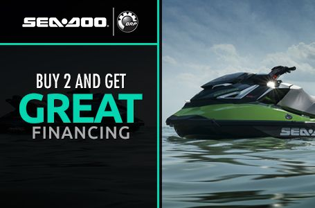 Mosites Motorsports current promotion for Sea-Doo, Buy 2 And Get Great Financing BRIAN HENNING 724-882-8378 Mosites Motorsports Sales Professional Come see me at the dealership and I will give you a $1 scratch off PA lottery ticket just for coming in to see me. (While Supplies Lasts)