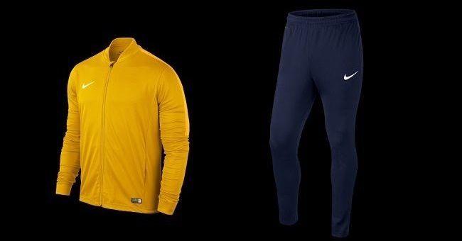 Dresy piłkarskie dresy sportowe piłka nożna #nike #football #soccer #sports #pilkanozna