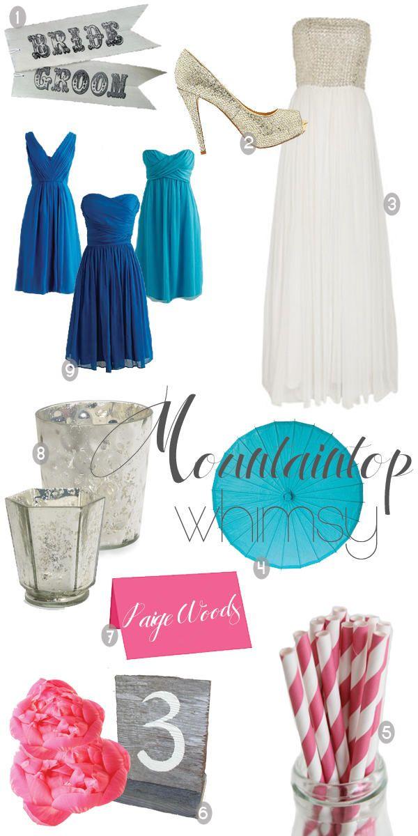 nice bridesmaid dresses, love the style