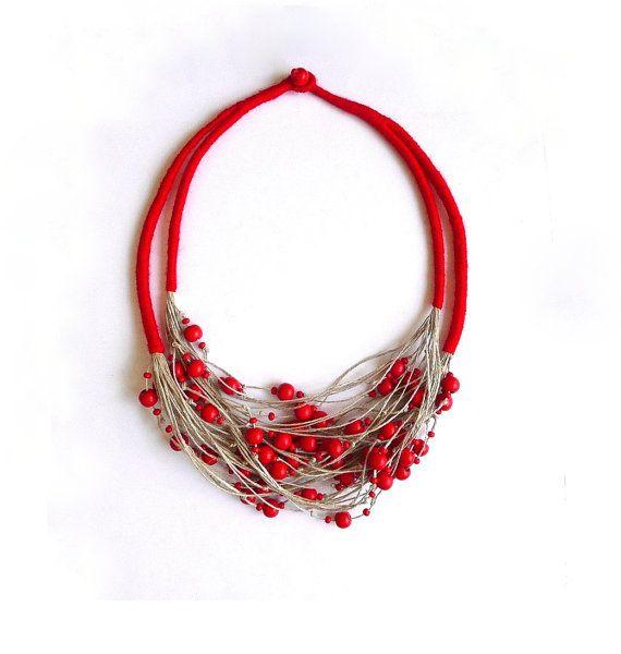Linen Jewellery: 1000+ Ideas About Natural Linen On Pinterest