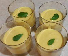 Rezept Variation von Indische Mangocreme  von bebi14 - Rezept der Kategorie Desserts