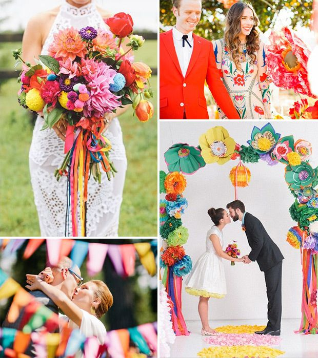 Are you still wondering what kinds of wedding will it be on your big day? Here are 10 biggest wedding must-haves this year for you to get inspired. The question is: are any of these going to be at your wedding?
