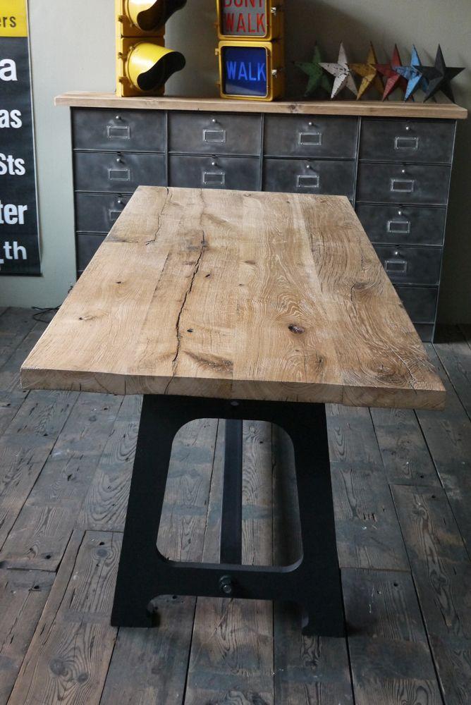 Les 25 meilleures id es de la cat gorie meuble tv bois - Plateau bois brut pour table ...