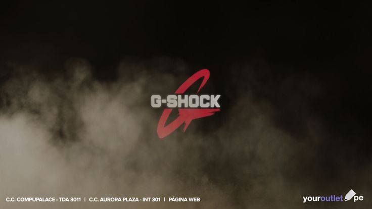 Encuentra la mejor selección de relojes G-Shock a los mejores precios, solo en Your Outlet.  Visítanos o entra a nuestro catálogo web.