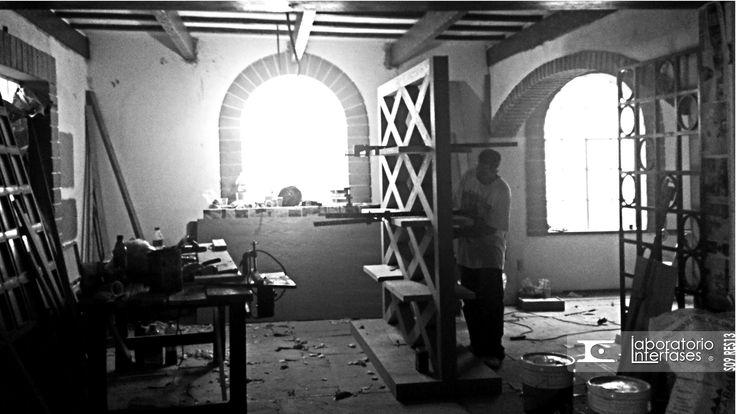 Trabajo de #carpintería  #diseño #arquitectura #obra #ejecución #architecture #design #carpentry